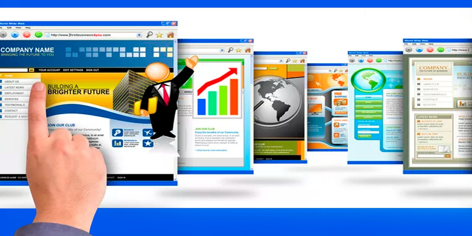 Conquiste mais clientes com um site moderno e funcional