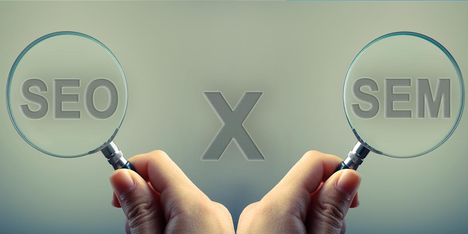 SEM x SEO: A diferença por trás de uma letra